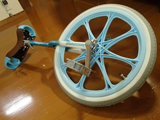大人用 一輪車 購入