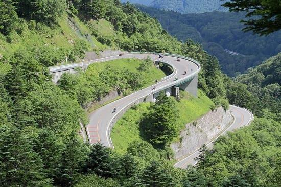 長野 自転車旅