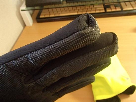自転車 防寒手袋
